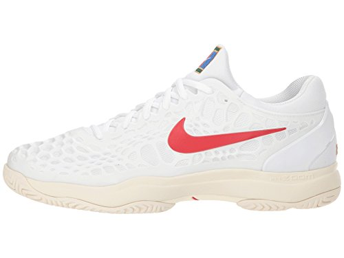 103 De Homme white light university Cream Fitness Hc Red Zoom 3 Air Cage Multicolore Chaussures Nike YSq8Z8