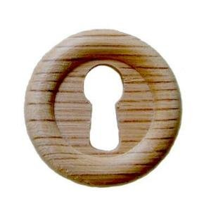 O-2 SMALL ROUND OAK KEYHOLE COVER + FREE BONUS (SKELETON for sale  Delivered anywhere in USA