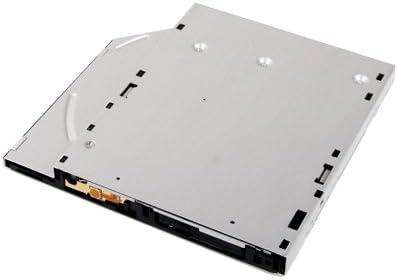 Goodao Laptop USB 2.0 Slim Portable Optical DVD//CD Rewritable Drive High-Speed Reading SATA