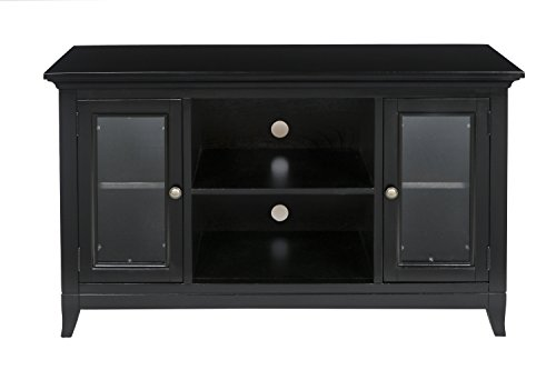 New Classic Franklin Park Simple Entertainment Console, Espresso by New Classic