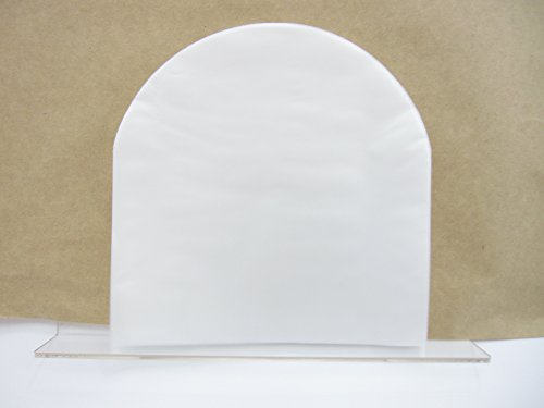 100 Taguchi Round EP Protective Sleeves 7-Inch Anti-Static Material