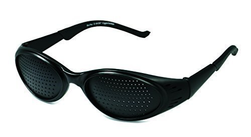 KSB estenopeicas negro Gafas Rejilla Incl bifocales Accesorio 415 x1pqwqOEv