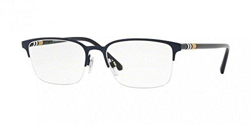 Burberry Men's BE1323 Eyeglasses Matte Blue 54mm