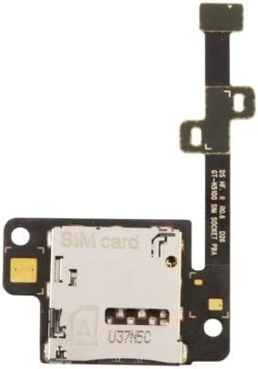 ZHANGJIALI JIALIZ Mobile Accessories Card Holder Adapter Socket Card Flex Cable for Galaxy Note 8.0 / N5100