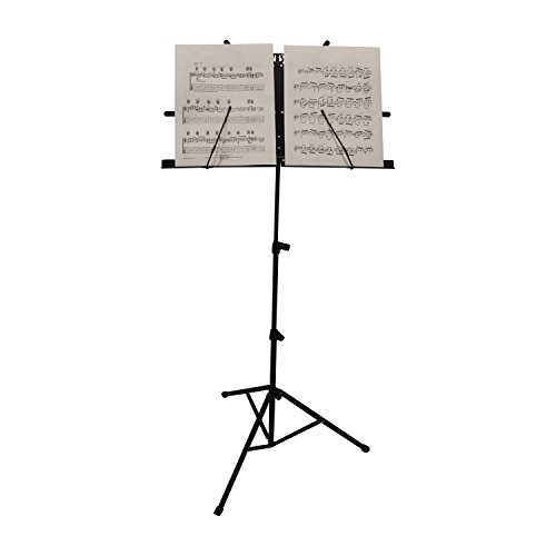 Large Product Image of ChromaCast CC-MSTAND Folding Music Stand with Carry Bag