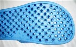 Anti-Slip Womens Shower Sandal - Aqua (Large (8.5-9.5)) GfN0UrO6OU