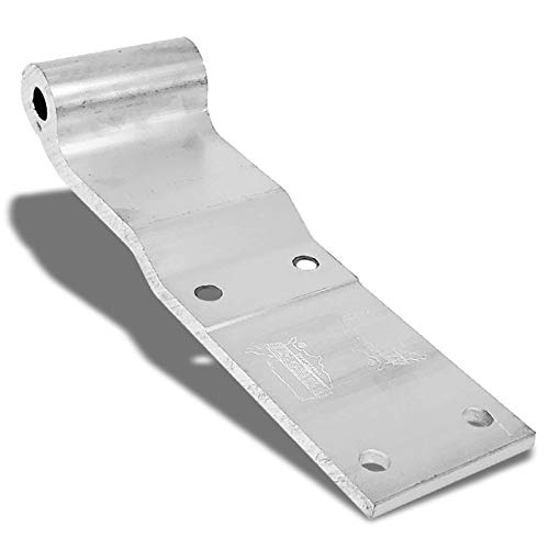 (Wabash WAB06300291 Four Hole Bolt-On Aluminum Truck Trailer Door Hinge (21100291))