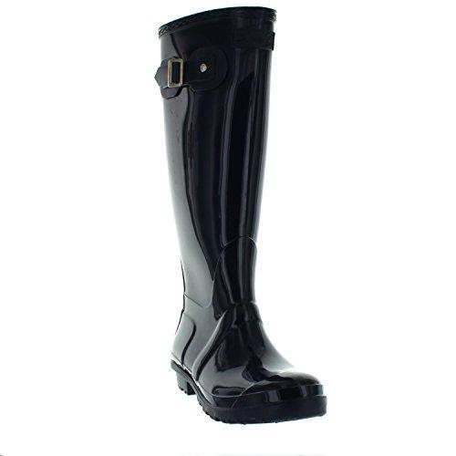 Seven7 Womens British Girl Rain Shoe Navy k9RUhVwI
