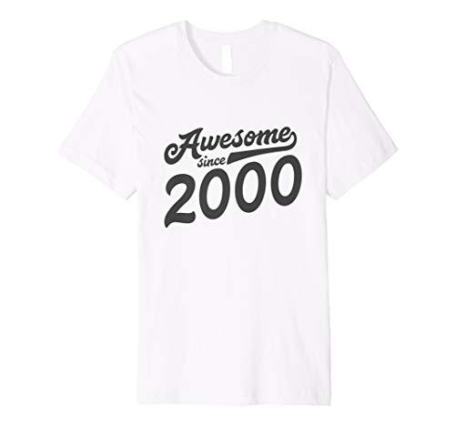 19th Birthday Tshirt Gift 19 Year Old Son Nineteen Boy Girl (Birthday Party Ideas For 19 Year Old Boy)