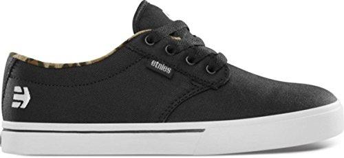 Etnies Skateboard Ladies Schuhe Jameson 2 Black/Brown Etnies Shoes
