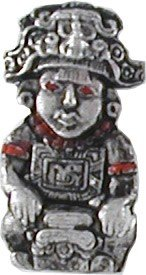 Aztec Warrior Lapel Pin ()
