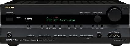 amazon com onkyo tx sr575 7 1 channel home theater receiver black rh amazon com Onkyo TX NR808 Onkyo TX- 8050