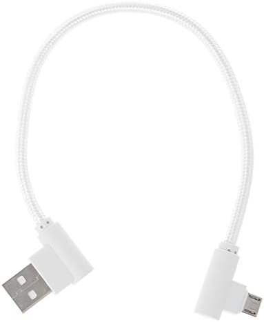 Lemdo 20cm Double 90 Degree Right Angle Micro Usb Amazon In