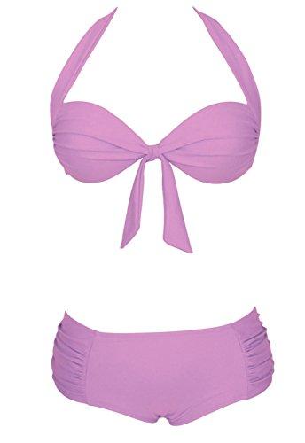 Pinkyee - Conjunto - para mujer morado