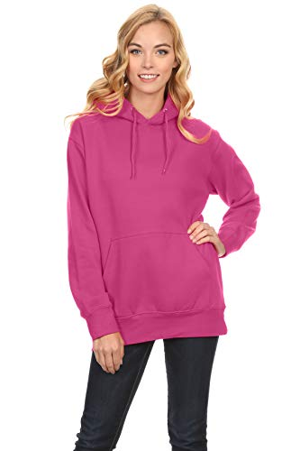 Simlu Fleece Pullover Hoodies Oversized Sweater Reg and Plus Size Sweatshirts