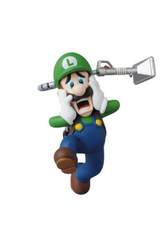Medicom Nintendo Super Mario Bros. Ultra Detail Figure Series 2: Luigi's Mansion 2 Luigi UDF Action Figure