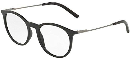 Occhiali da Vista Dolce & Gabbana DIAGONAL CUT DG 5031 MATTE BLACK uomo QUgQo