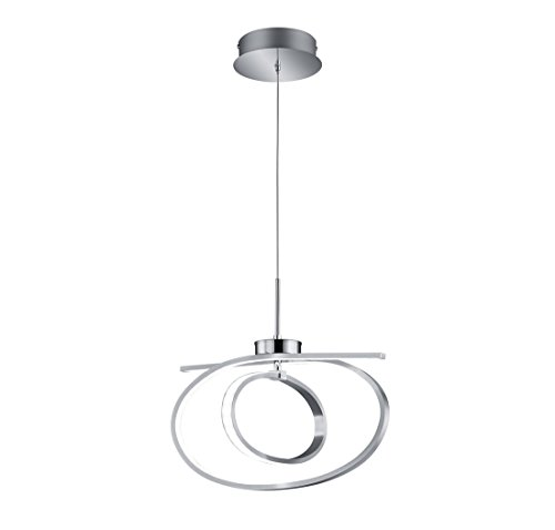 Arnsberg 374910106 Coronado LED Pendant Light in Chrome - Coronado Hanging