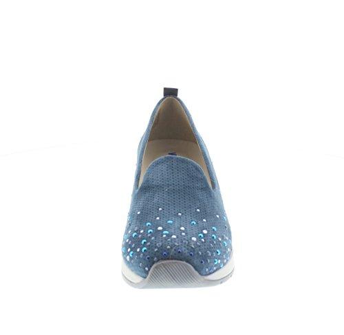 MELLUSO R20010 renna blu BLUBARRI Taglia 36x