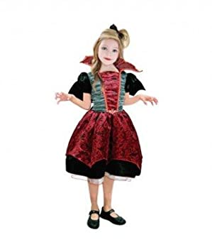 Disfraz Vampiresa Baby Bat para niña(10-12 años): Amazon.es ...