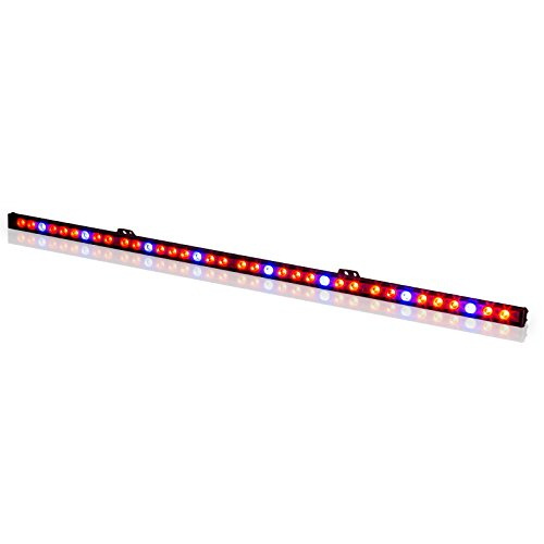 Galaxyhydro Led Grow Plant Light, Waterproof 108W Led Grow Light Bar with Red Blue Spectrum for Hydroponic Indoor Plants (108 Led Light)