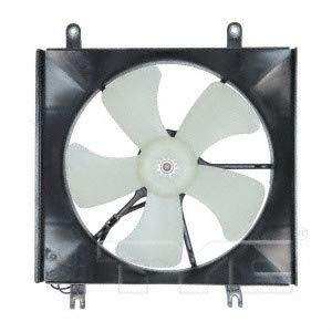 TYC 600050 Honda Accord Replacement Radiator Cooling Fan Assembly