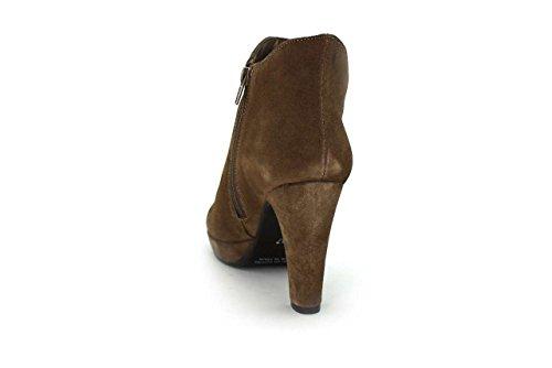 Botines de mujer - Maria Jaen modelo 7110N Beige