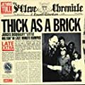 Thick As a Brick - 25th Anniversary Special Edition