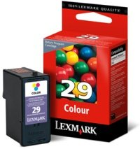 Lexmark 18C1429 OEM Ink - (#29) Z845 Z1300 X2500X5070 X5075 X5495 Color Return Program Ink OEM (Return Program Colour)