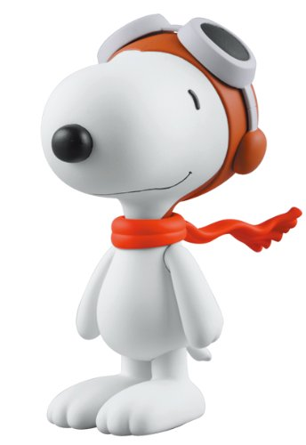 Medicom Peanuts: Snoopy, The Flying Ace Ultra Detail Figure (Snoopy Flying Ace Figure compare prices)