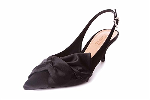 Schutz Lady´s Shoe, Escarpins Bride Arriere Femme Schwarz (Black)