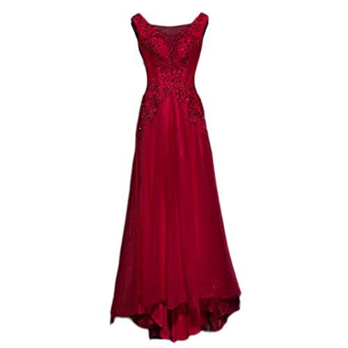 Sottile E Era Il Sera Elegante Da Red color Per Xxxl Vestito Dimensione Partito Banchetto Blue UZBx8U