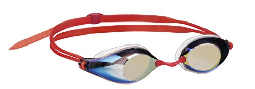 Beco Tampico Lunettes de natation Rouge, One Size