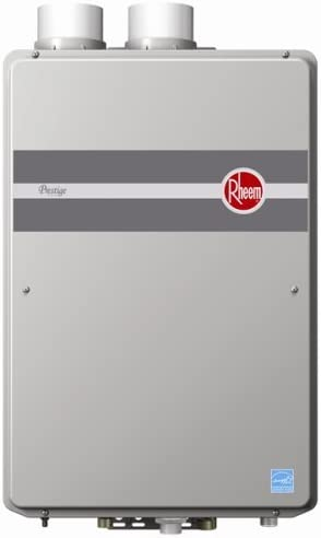 Rheem RTGH-95DVLN 9.5 GPM Indoor Direct Vent Tankless Natural Gas ...
