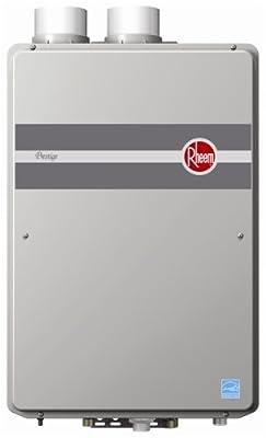 rheem rtgh-95dvln tankless water heater Review