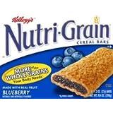 Kellogg's Nutri - Grain Blueberry Cereal Bar - 16 Pack