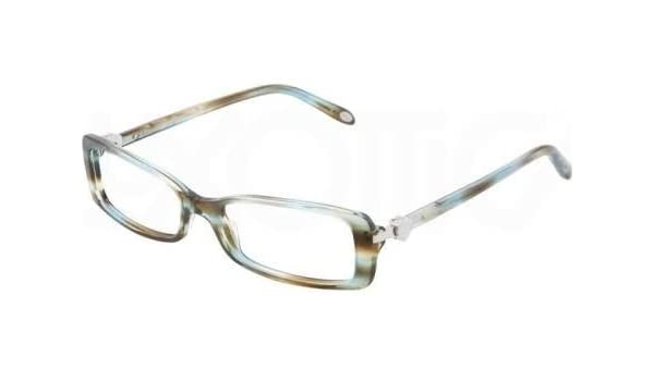 Amazon.com: Tiffany Eyeglasses 2035 8124 size: 50-16-135 DEMO LENS ...