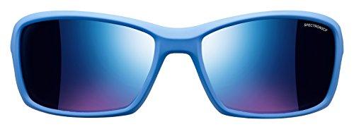 Julbo Run Lunettes de Soleil Mixte Bleu Cyan/Vert
