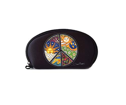 Dan Morris, CELESTIAL PEACE SIGN, Original Design, Artwork - Long Lasting Protective,WALLET - 6.5