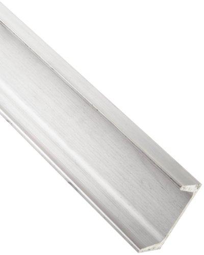 Aluminum U Channel Unpolished Extruded Tolerance