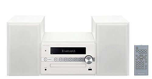 Pioneer 30W Micro System White XCM56W