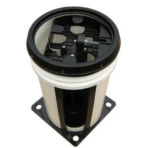 QuickWinder RAP-200 Reel for Air Hose, Fiber Optic Cable or Electric Cord (Reel 200)