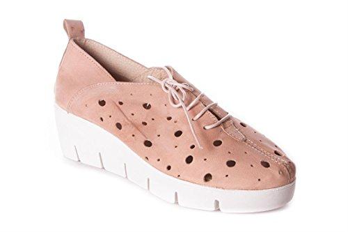 Aback Chaussures Femme Beige Lacets Ville De À Pour ppnWYqrdw