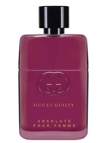 Price comparison product image GUCCI GUILTY ABSOLUTE Pour Femme Eau de Parfum Spray,  1.6-oz.