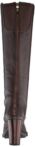 Aerosoles Women's Real Fact Knee High Boot Dark Brown Leather UdfeXJnE5