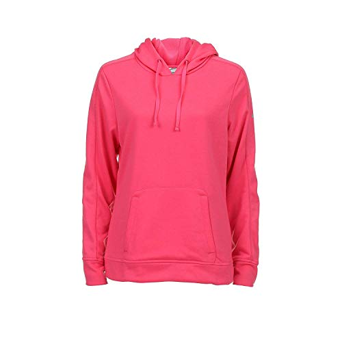 Asics Pullover - ASICS Pullover Hoodie (Women's),Pink,XL