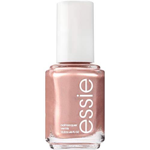 essie Nail Polish, Glossy Shine Finish, Buy Me A Cameo, 0.46 fl. oz. (Loreal Rose Gold Nail Polish)