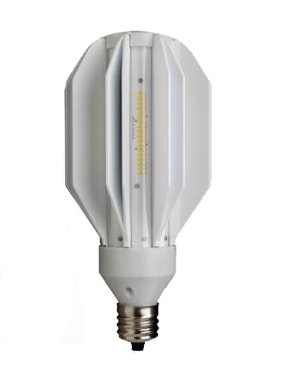 LED Direct Replacement for MH 400W Metal Halide, GE 21259 - LED165/M400/740 HID Replacement LED Light Bulb