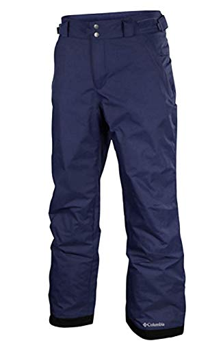(Men's Arctic Trip Omni Heat Ski Snowboarding Waterproof Pants Navy Blue (Medium))