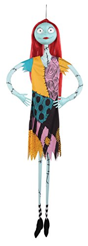 Disney The Nightmare Before Christmas Sally Full Size Posable Hanging Character Decoration]()